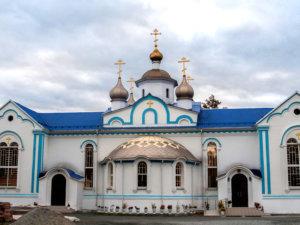 Расписание богослужений в Шалинском храме во имя св. ап. Андрея Первозванного