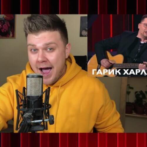 Видео. Кирилл Нечаев в эфире Comedy Club 09 ноября 2018.