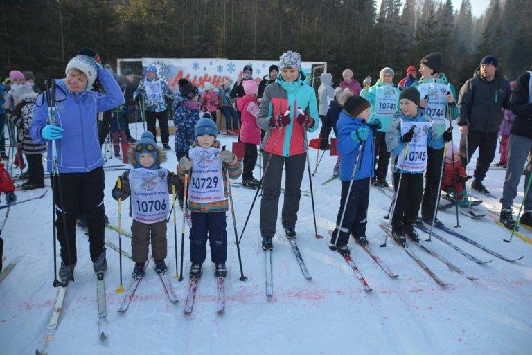 «Лыжню России» в Шале перенесли на воскресенье