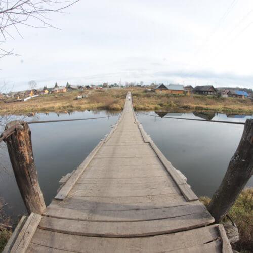 Мост через Чусовую уже на балансе